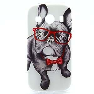 4, Galaxy Ace G357FZ Yaobaistore Coque souple en Gel Silicone TPU pour Samsung Galaxy Ace 4 (SM-G357/G357FZ Coque souple)