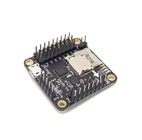 drofly Pro V4-Connettore diritto saldato, senza GPS, senza contenitore