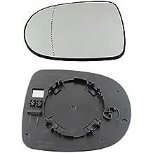 DoctorAuto 57-0347-L-51195 Vetro Specchietto Retrovisore