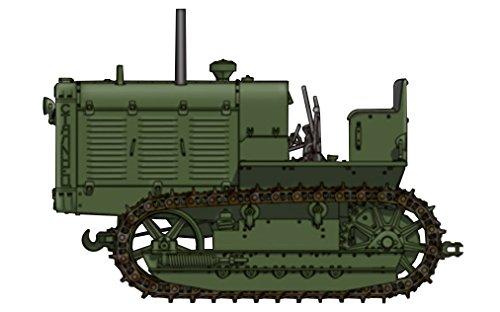 Trumpeter 07112-Maqueta de Russian chtz S de 65Tractor