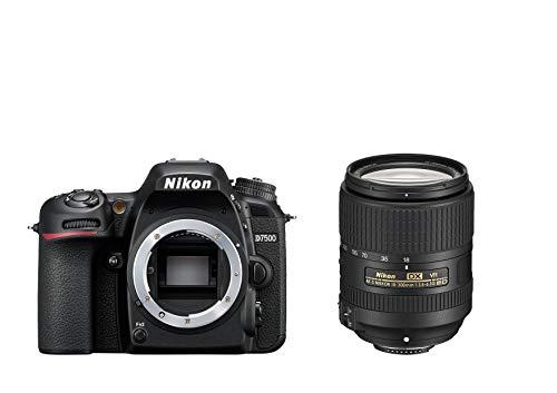 Nikon D7500 18-300/3.5-6.3 AF-S DX G ED VR Fotocamera digitale 21.51 megapixel