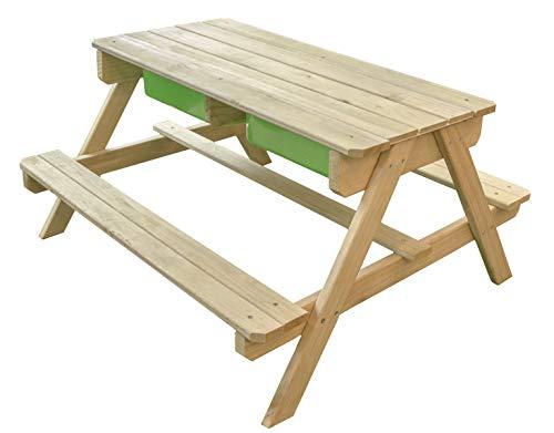 Sunny Aus FSC® zertifiziertem Fichtenholz