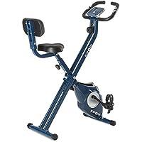 Klarfit Azura • Ergometer • Home Trainer • Fitness Bicycle • Cardio Bike • Training Computer • Pulse Meter • 8-step Adjustable Resistance • 3kg Flywheel • Var. Colours/Models