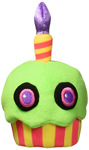 Five Nights At Freddys - Cupcake Nightmare Neon Plush - 20cm 8""