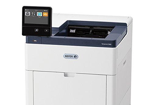 Xerox Versalink C600V _ DN Farbe 1200x 2400dpi A4Wifi Drucker Laser–Laserdrucker (Laser, Farbe, 1200x 2400dpi, A4, 700Blatt, 53ppm) (Xerox Drucker-papier Laser)