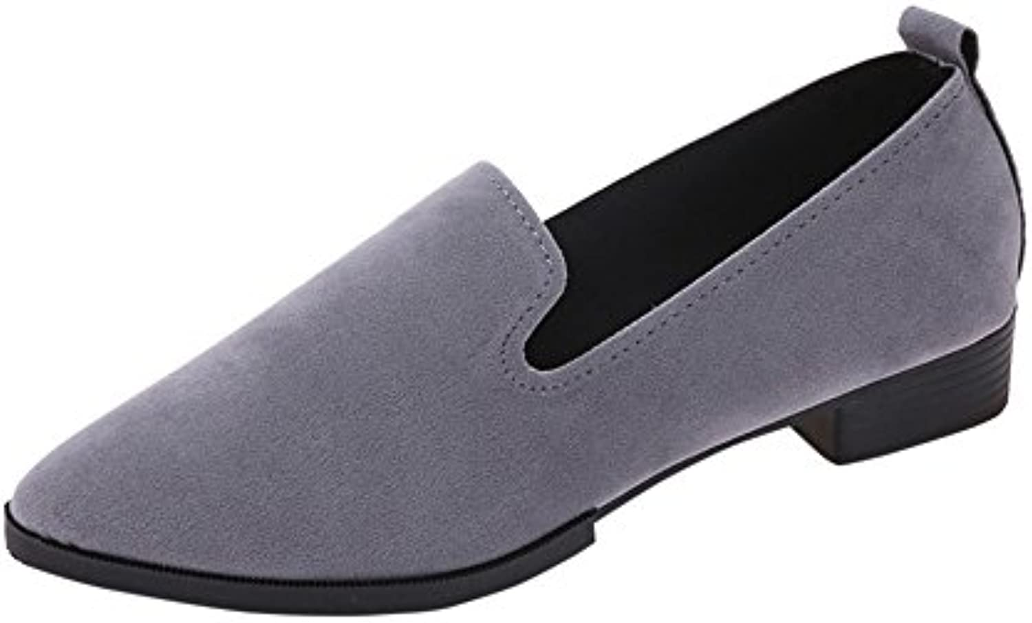 Chaussures Femmes, Yesmile Femmes Casual Dames Slip on  s Plates Chaussures Casual Femmes Solid Fashion Loafer ChaussuresB07H1S5SNGParent 2740aa