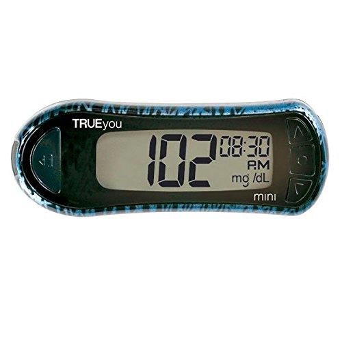 Trueyou 9337445mini glicemia sistema meß, mmol/l, blu