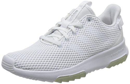 adidas - Cf Racer Tr W, Scarpe sportive Donna bianco (Ftwbla / Ftwbla / Plamat)