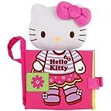 Japanese Sanrio Hello Kitty Dress-up Plush Book