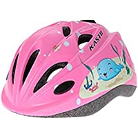 Lommer Ajustable Niño Casco Ciclismo Bebe Casco Bici Dolphin para Bicicleta, Patines, Scooter,