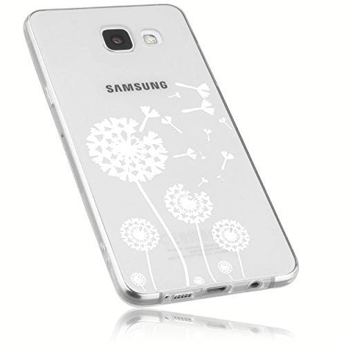 mumbi Schutzhülle Samsung Galaxy A5 (2016) Hülle im Pusteblume Design