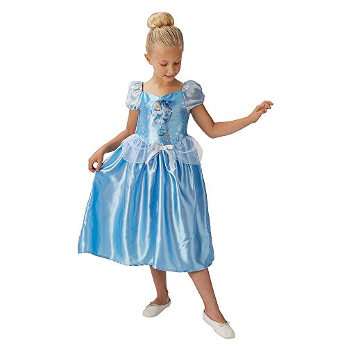 Disney Princess – Märchenhaft – Cinderella Kleid – Medium (5-6 Jahre)