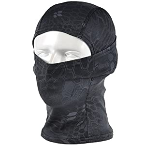 OneTigris Tactical Hood Headwear Balaclavas Full Face Mask from OneTigris