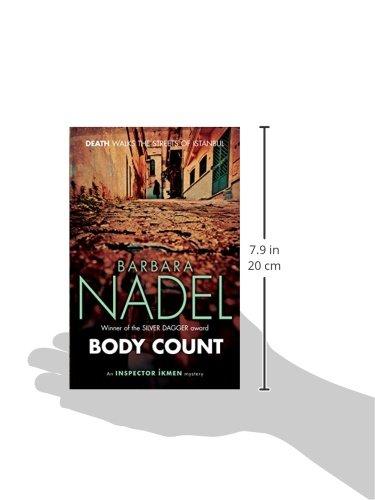 Body Count (Inspector Ikmen Mystery 16)