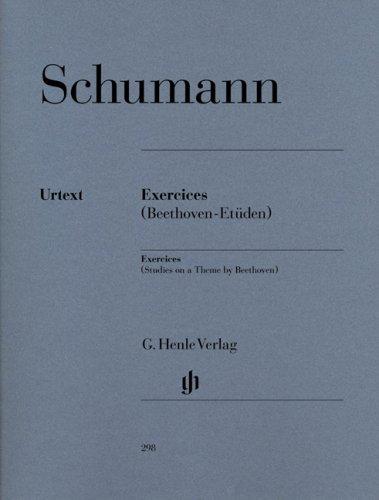 Exercices (Etudes-variationsThème de Be...