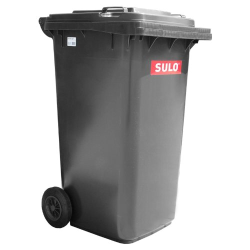 *Sulo Müllgrossbehälter Grau 240 Ltr*