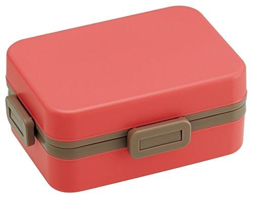SKATER 4Lock Cool Keep Lunch Box 580ml ERDE Farbe Predigt Pink hzfl6