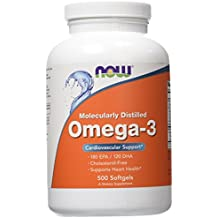 NOW Foods Omega-3, 500