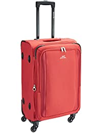 Pronto Rome Polyester 58 cms Rust Soft Sided Carry-On (6531 - RU)
