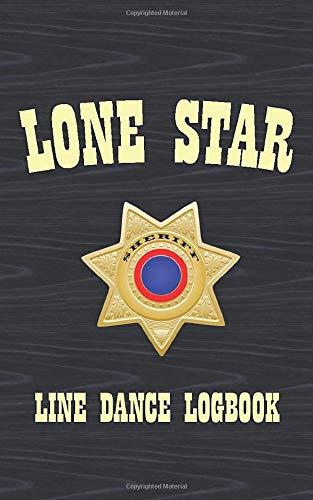 Lone Star: Line Dance Logbook (Pocket Edition) Womens Lady Logger-boot