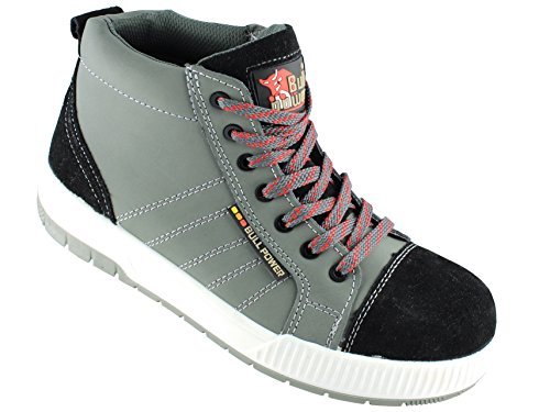Bullpower Leder Sneaker S3 Arbeitschuhe Art. 25611 Sicherheitsschuhe