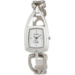 Akzent Damen-Uhren mit Metallband SS7122500076