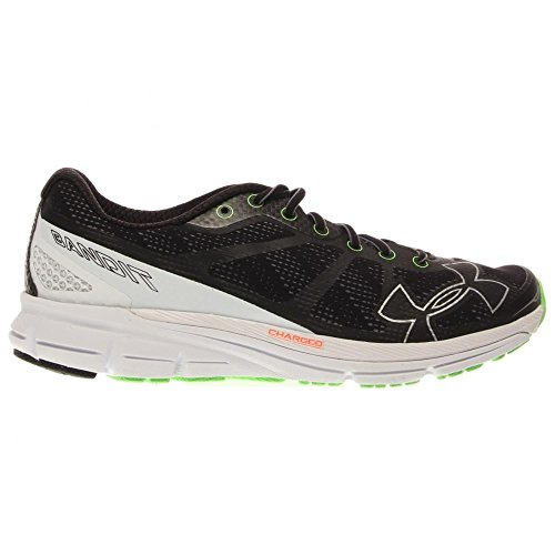 Under Armour Uomo Charged Bandit Running Shoes Black