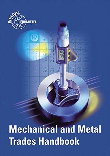 Mechanical and Metal Trades Handbook by Ulrich Fischer (2012-12-31) por Ulrich Fischer;Max Heinzler;Friedrich Noher
