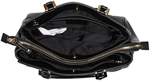 LIU JO VULCANO SHOPPING BAG N66024E0031 Nero