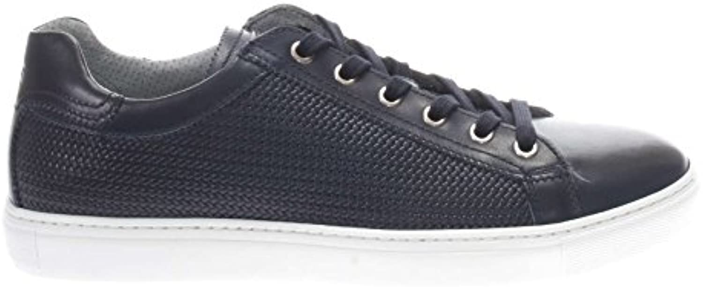 Nero Giardini Uomo scarpe scarpe scarpe da ginnastica P800282U 208 Spring Marine Spring Marine TR Bara | Buy Speciale  3b5bdf