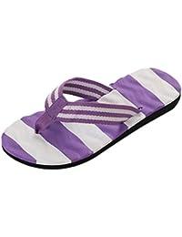 ab502d217 JYC Unisex Ladies Girls Mens Summer Beach Flip Flop Pool Shoes Summer  Sandals Slipper Indoor Outdoor Flip-Flops…