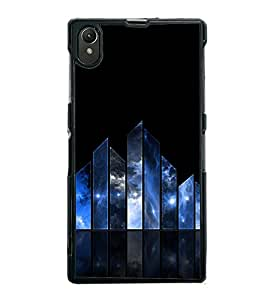 Fuson Premium 2D Back Case Cover Stylish With Multi Background Degined For Sony Xperia Z1::Sony Xperia Z1 L39h