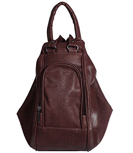 Fristo Women's Handbag (Brown)