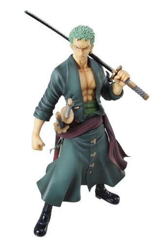 Megahouse One Piece Portrait of Pirates: Roronoa Zoro Ex Model PVC Figure (japan import) 5