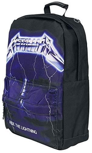 Metallica Ride The Lighting Rucksack schwarz