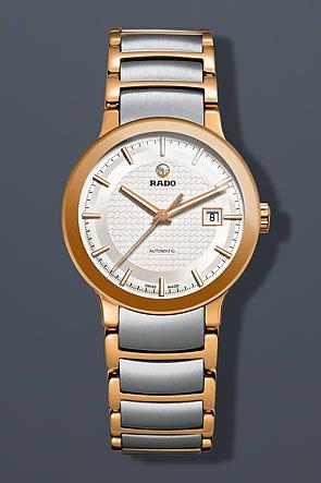 Rado Centrix bicolor damas reloj r30954123