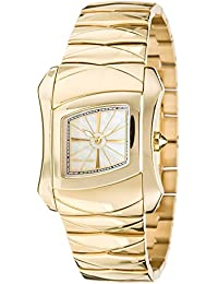 Pierre Cardin Damen-Armbanduhr Woman Analog Quarz PC102112F02