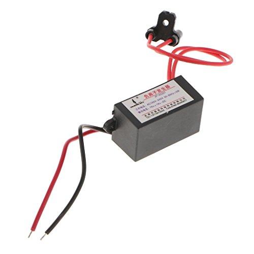 Homyl Negativen Ionen Kombi-Luftreiniger Anionen-Generator Ionisator