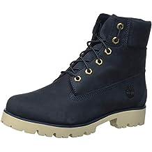 e9856541f99 Amazon.es  botas timberland mujer - Azul
