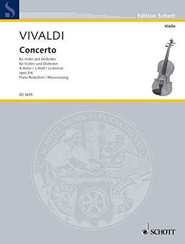 Lestro Armonico Op 36 Rv 356 Pv 1