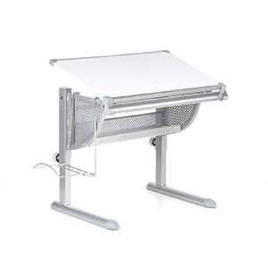 Schreibtisch Weiß Höhenverstellbar Günstig Online Kaufen Dein