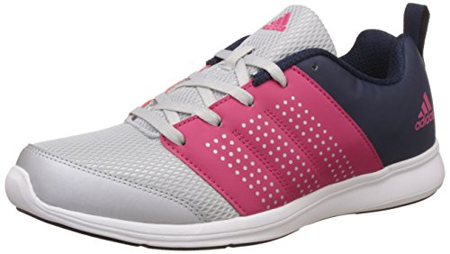 adidas Women's Adispree W Metsil, Vivber and Conavy Running Shoes - 6 UK/India (39.33 EU)
