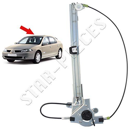STARKIT PERFORMANCE Mechanismus für Fensterheber hinten rechts für Renault Laguna 2 Limousine und Kombi von 2001 bis 2007