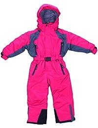 YDI Combinaison de ski / Combinaison neige pour enfants | taille 98-128 cm