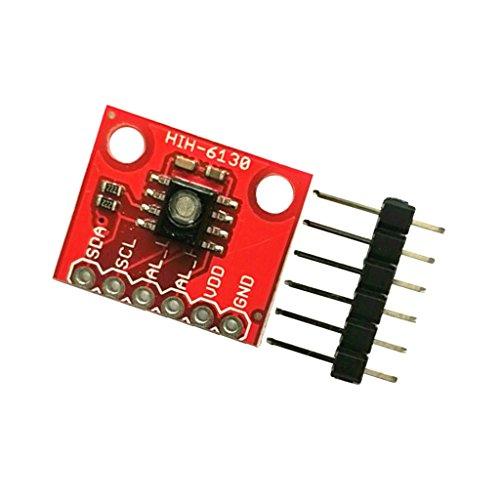 MagiDeal HIH-6130 Temperatur- und Feuchtigkeitssensor Breakout Modul für Arduino