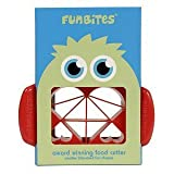 FunBites Heart Food Cutter, Red 1 ea by FunBites