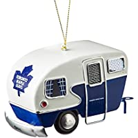 Team Sports America Metal Toronto Maple Leafs Camper Ornament by Team Sports America