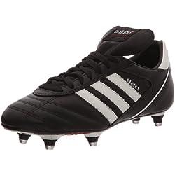 Adidas Kaiser 5 Cup Chaussures de football homme Noir (Noir/Blanc/Rouge) - 42 EU