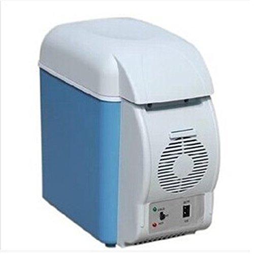 Mfbee Kühlschrank 12V 7.5L Portable, Heißer Und Kalter Kühlraum, Auto-Reihen-Doppelt-Verwenden Kühlraum