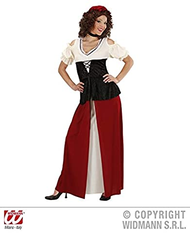 Pirate Wench Costume Amazon - Widmann - Cs923534/l - Costume Aubergiste Tenanciere